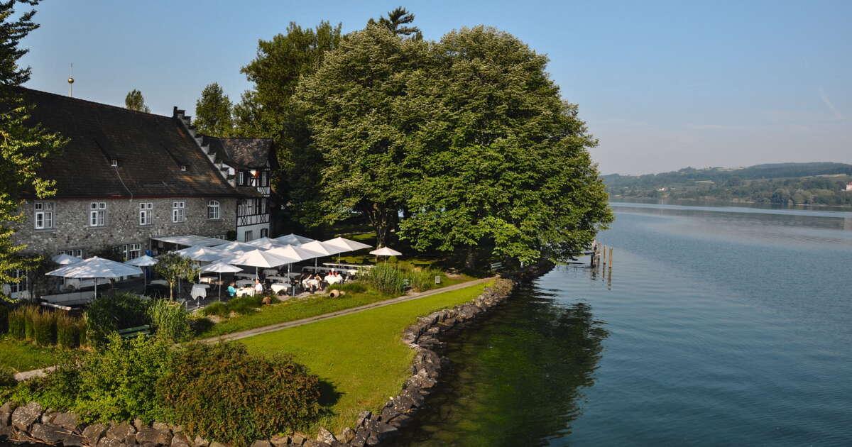 Die Schonsten Hotels Am Bodensee Thurgau Tourismus